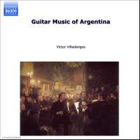 Guitar Music Of Argentina, Vol. 1