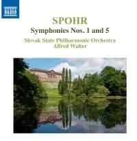 Spohr: Symphonies Nos. 1 and 5