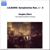 Lilburn: Symphonies Nos. 1, 2 & 3