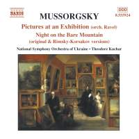Mussorgsky: A Night on the Bare Mountain, etc.