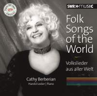 Cathy Berberian: Folk Songs of the World