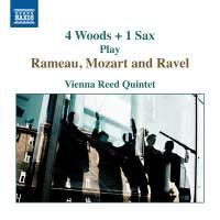 4 Woods + 1 Sax