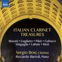 Italian Clarinet Treasures