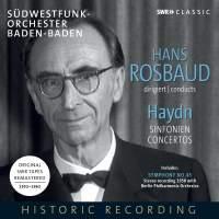 Hans Rosbaud conducts Haydn Sinfonien & Concertos