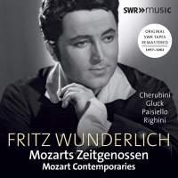 Fritz Wunderlich sings Mozart Contemporaries
