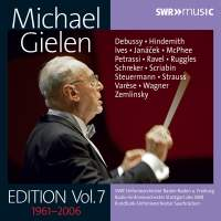 Michael Gielen Edition Volume 7