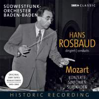 Rosbaud Conducts Mozart