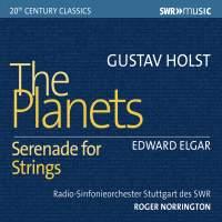 Holst: The Planets & Elgar: Serenade for Strings