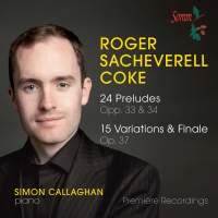 Roger Sacheverell Coke: 24 Preludes