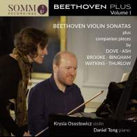 Beethoven: Violin Sonatas - Plus Vol. 1