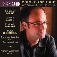 Colour and Light: 20th-Century British Piano Music