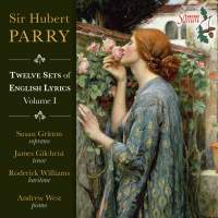 Parry: English Lyrics & other Songs Vol. I