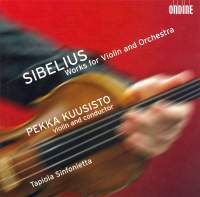 Sibelius - Works for Violin and Orchestra