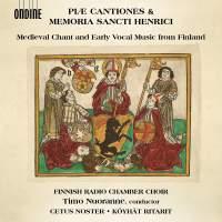Piae Cantiones & Memoria Sancti Henrici