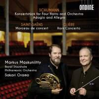 Schumann: Konzertstück for four horns