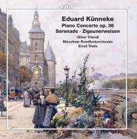 Eduard Künneke: Piano Concerto Op. 36
