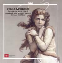 Krommer: Symphony Nos. 4, 5 & 7