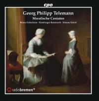 Telemann: Moralische Cantaten