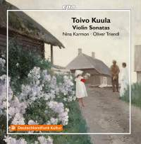 Toivo Kuula: Violin Sonatas