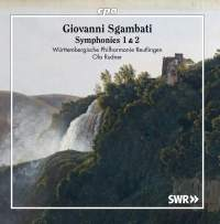 Sgambati: Symphonies Nos. 1 & 2