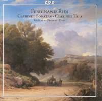 Ries - Clarinet Chamber Music