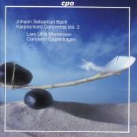 Bach - Harpsichord Concertos Volume 2
