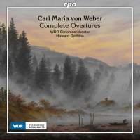 Weber: Complete Overtures