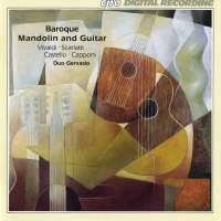 Baroque Mandolin and Guitar