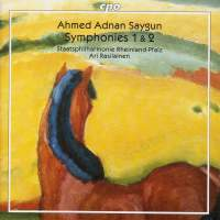 Saygun - Symphonies Nos. 1 & 2