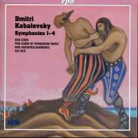 Kabalevsky - Symphonies Nos. 1-4 (complete)