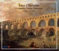 Cherubini - Complete String Quartets
