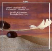 Bach - Harpsichord Concertos Volume 1