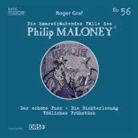 Die haarsträubenden Fälle des Philip Maloney, Vol. 56