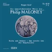 Die haarsträubenden Fälle des Philip Maloney, Vol. 57