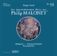 Die haarsträubenden Fälle des Philip Maloney, Vol. 58