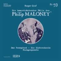 Die haarsträubenden Fälle des Philip Maloney, Vol. 59