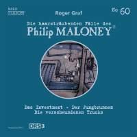 Die haarsträubenden Fälle des Philip Maloney, Vol. 60