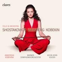 Shostakovich, Weinberg & Kobekin