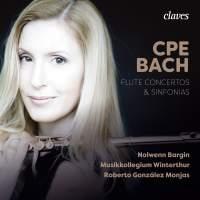 CPE Bach: Flute Concertos & Sinfonias