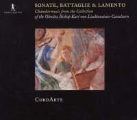 Sonate, Battaglie And Lamento