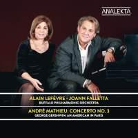 André Mathieu: Concerto No. 3