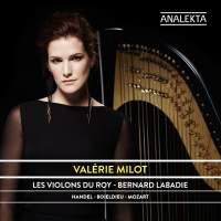 Handel, Boieldieu & Mozart: Harp Concertos