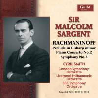 Malcolm Sargent conducts Rachmaninov