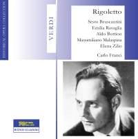 Verdi: Rigoletto [live rec Rome, Nov 1963] (+ bonus: Bruscantini - excs from Sonnambula, I Masnadieri, rec 1951-57)
