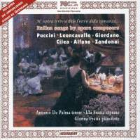 Italian songs by opera composers