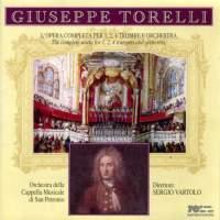 Torelli: Musica per tromba, archi e basso continuo