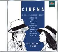 Cinema: Original Film Piano Soundtracks