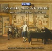 Music for Harpsichord Duet