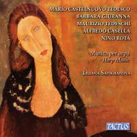 Luigi Maurizio Tedeschi  Mario Castelnuovo-Tedesco  Nino Rota  ... 93f5f802ef88