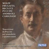 Transcriptions from Puccini